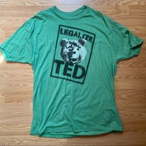 Legalize Ted t-shirt XL